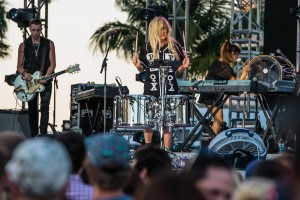 Ellie Goulding SunFest  05/04/2014 Photo By: Scott Nathanson