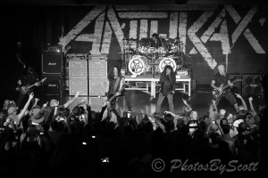 Anthrax Motorhead's Motorboat Cruise 09-22-2014 Photo By: Scott Nathanson