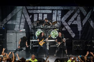 Anthrax Motorhead's Motorboat Cruise 09-25-2014 Photo By: Scott Nathanson