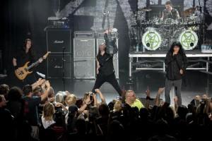 Anthrax Motorhead's Motorboat Cruise 09-25-2014 Photo By: Scott Nathanson