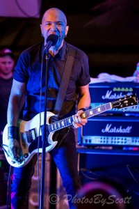 Danko Jones Motorhead's Motorboat Cruise 09-22-2014 Photo By: Scott Nathanson
