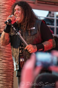 Testament Motorhead's Motorboat Cruise 09-22-2014 Photo By: Scott Nathanson