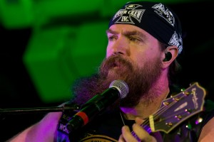 Zakk Wylde Motorhead's Motorboat Cruise 09-25-2014 Photo By: Scott Nathanson