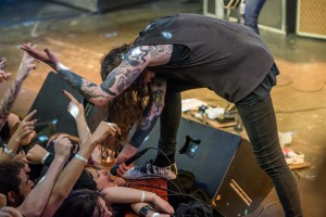 Against Me! Culture Room 02/20/2015 Photos By: Scott Nathanson