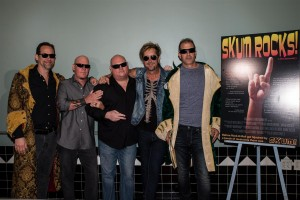 SKUM ROCKS Red Carpet Event Colony Theater 03/05/2015 Photo By: Scott Nathanson