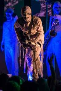 Here Come The Mummies Culture Room April 17, 2015 Photo By: Scott Nathanson