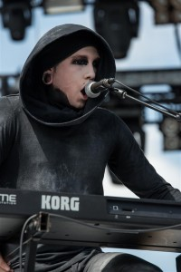 Motionless In White JetBlue Park, Fort Myers April 25, 2015 Photo By: Scott Nathanson