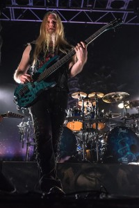 Nightwish House of Blues, Orlando May 8, 2015 Photo By: Scott Nathanson