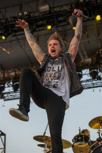 Papa Roach JetBlue Park, Fort Myers April 25, 2015 Photo By: Scott Nathanson