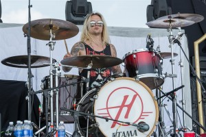 We Are Harlot JetBlue Park, Fort Myers April 25, 2015 Photo By: Scott Nathanson