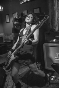 Nashville Pussy The Vintage Tap August 18, 2015 Photo By: Scott Nathanson