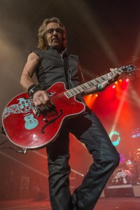 Rick Springfield Hard Rock Live in Hollywood, FL September 2, 2015 Photo By: Scott Nathanson