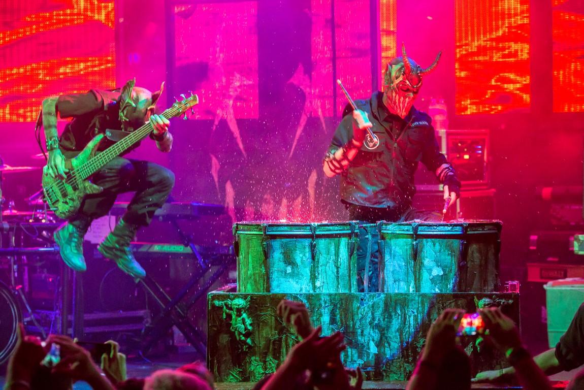 Mushroomhead invaded the Culture Room on October 10, 2015   SFL Onstage