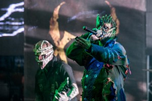 Mushroomhead Culture Room October 10, 2015 Photo By: Scott Nathanson