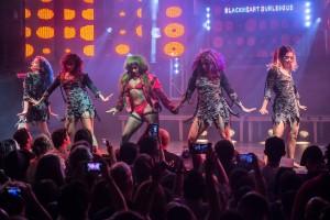 SuicideGirls: BlackHeart Burlesque Show Culture Room 11/04/2015 Photo By: Scott Nathanson