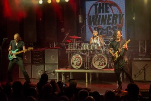 The Winery Dogs Culture Room October 16, 2015 Photo By: Scott Nathanson