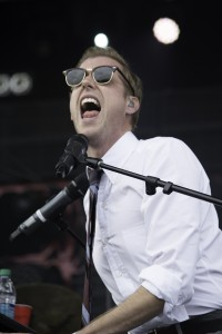 Andrew McMahon in the Wilderness Metropolitan Park, Jacksonville FL December 6, 2015 Photo By: Joseph Hasbrouck