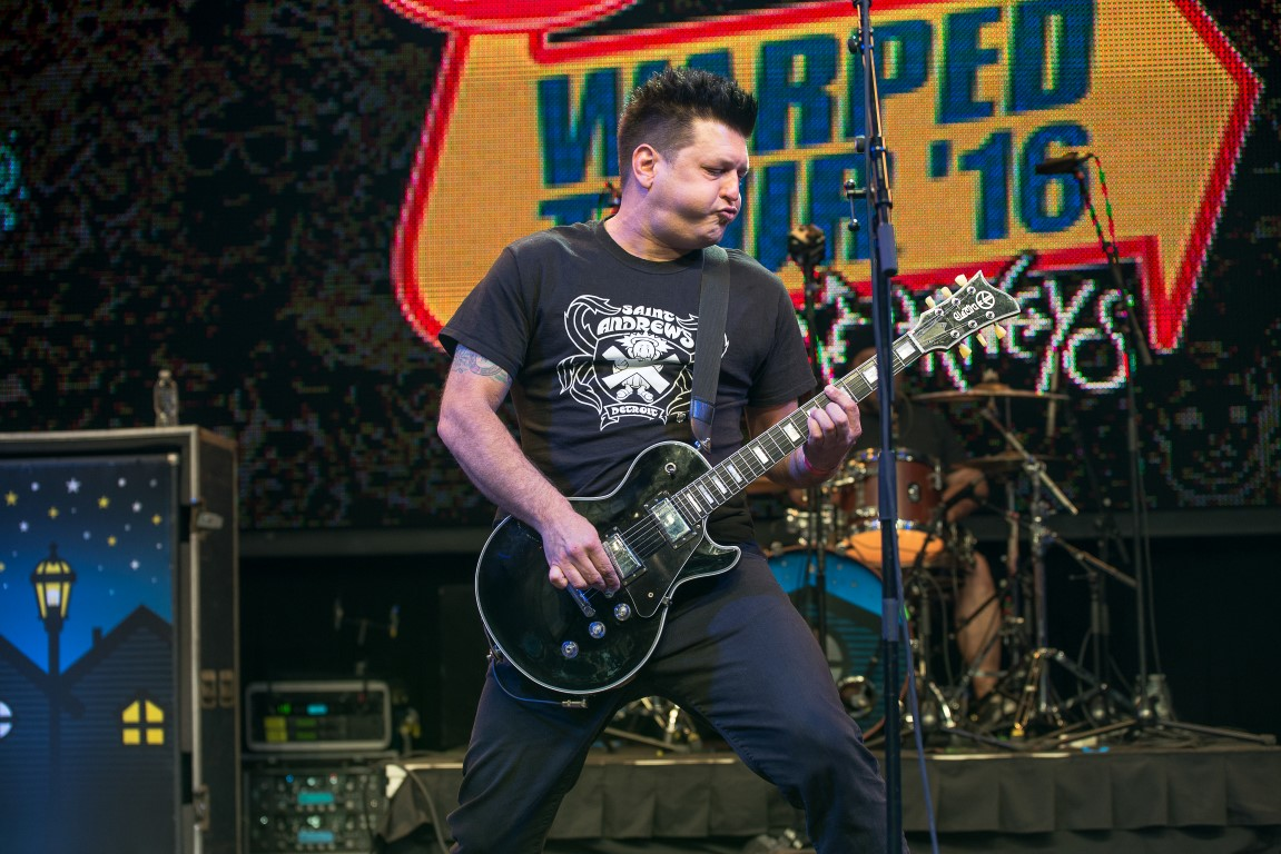 Less Than Jake Vans Warped Tour Announcment at Full Sail University March 22, 2016 Photo By: Scott Nathanson