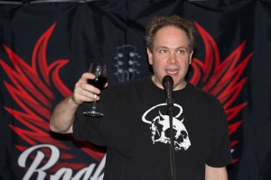 Eddie Trunk RockFest 80's Press Conference / Cocktail Party March 31, 2016 Photo By: Scott Nathanson