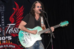 Kip Winger RockFest 80's Press Conference / Cocktail Party March 31, 2016 Photo By: Scott Nathanson