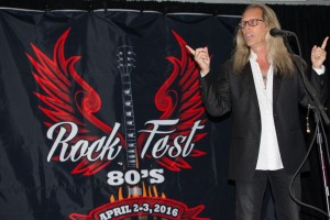 Roy RockFest 80's Press Conference / Cocktail Party March 31, 2016 Photo By: Scott Nathanson