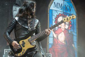 Marilyn Manson Perfect Vodka Amphitheater July 1, 2016 Photo By: Scott Nathanson