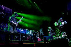 Slipknot Perfect Vodka Amphitheater July 1, 2016 Photo By: Scott Nathanson