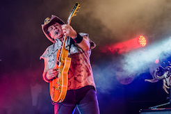 Ted Nugent Pompano Beach Amphitheater July 22, 2016 Photo By: Scott Nathanson