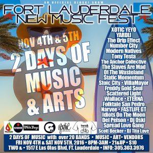 Frt Lauderdale new Music Fest